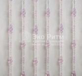 шторы из бус розовые