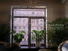 Бусы на окна