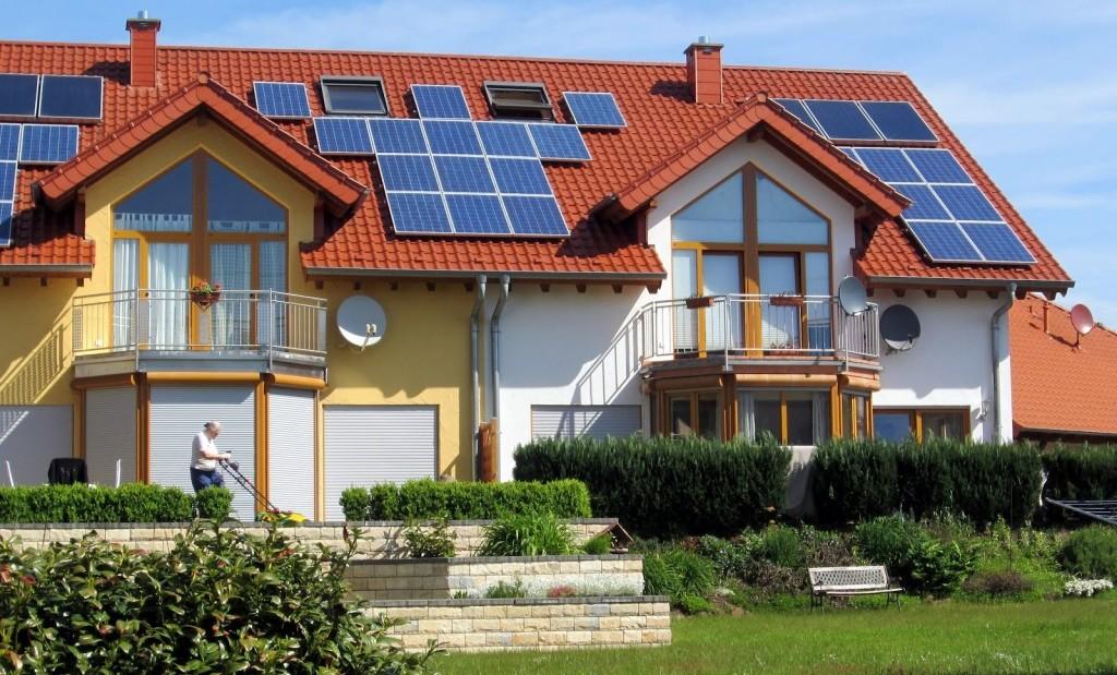Солнечная электроэнергия дома