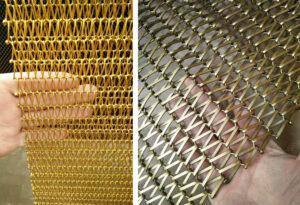 Спиральная сетка